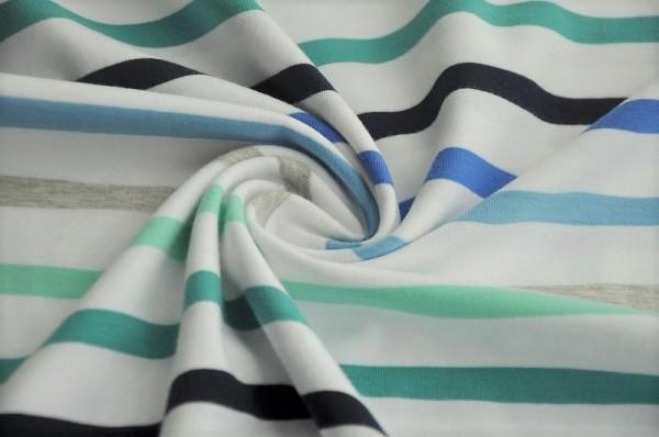 Albstoffe - Ringeljersey - Multi Stripe Mania