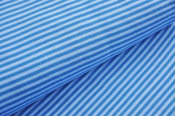 Hilco Ringelbündchen - blau/hellblau