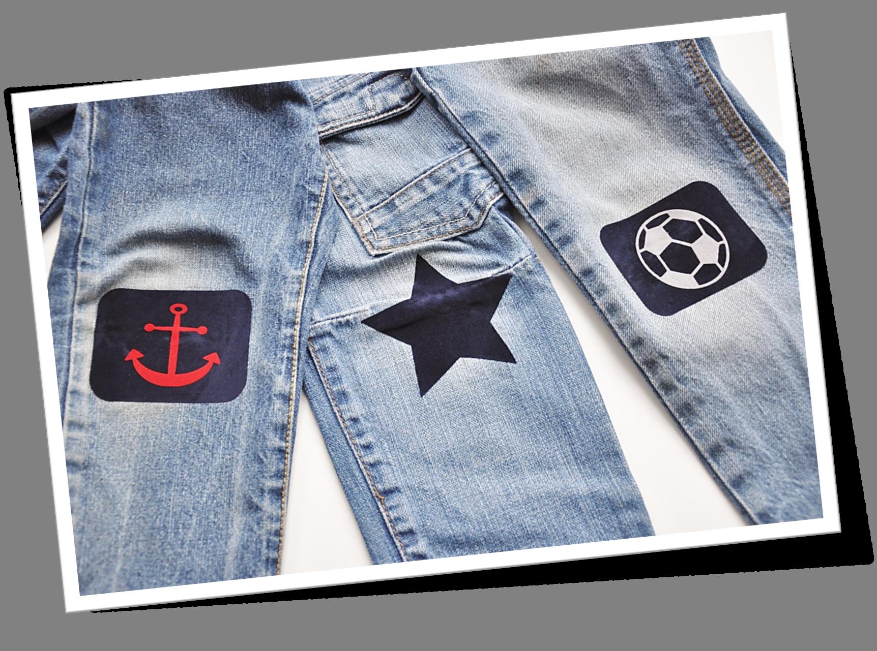 Jungs und kaputte Jeans ;-)   Kinderkram   IDEEN & INSPIRATION ...