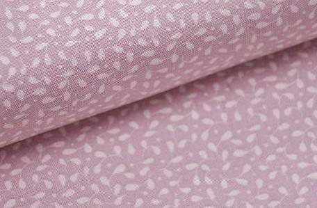 Tilda Leaves and Berries pink