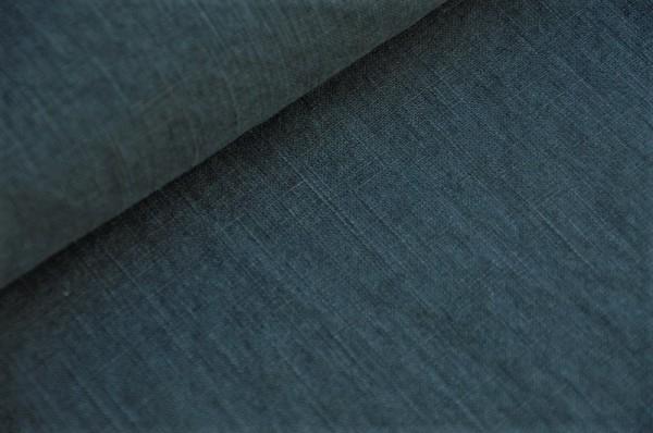 Webware - Leinen, dunkelblau - 100% Leinen, Sommerstoff, Hosenstoff, uni
