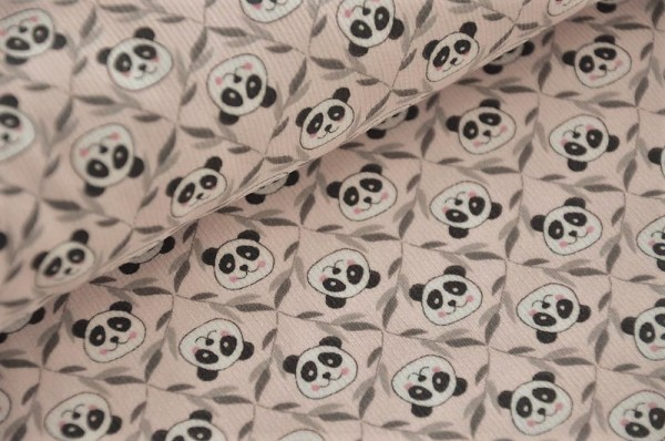 Hilco Feincord - Panda, hellrosa