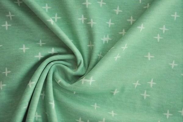 Birch Fabrics - Wink Mint Knit