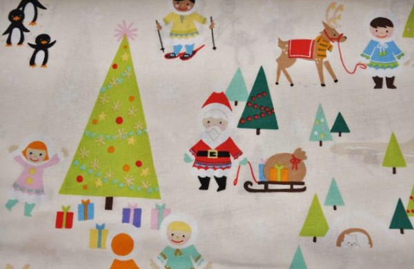 Alexander Henry Christmas Time
