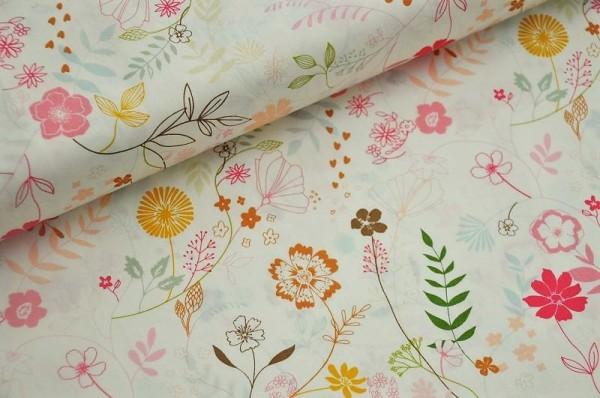 Art Gallery Fabrics - Printemps, Luminous Field