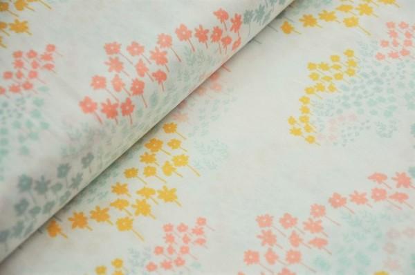 Webware - Patchworkstoff - Art Gallery Fabrics - Daydream - Kinderstoffe - stoff mit Blumen