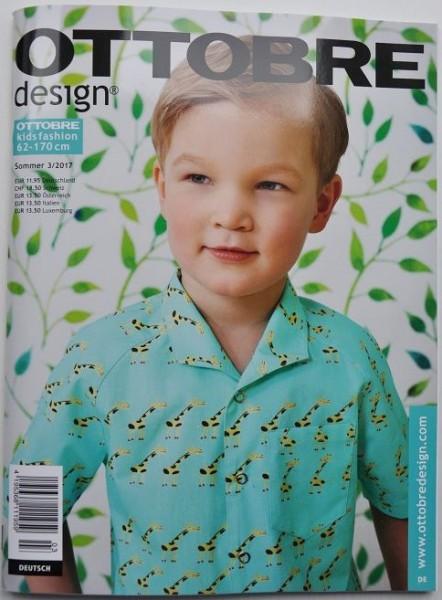 Ottobre design - Kids fashion - Ausgabe 3/2017