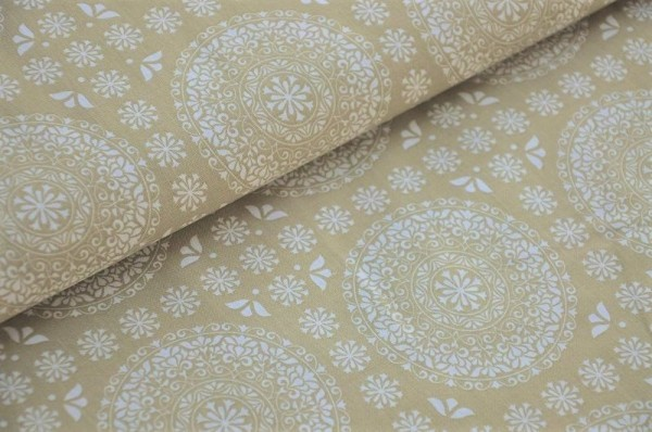 Marrakesh Oriental Ornaments, beige