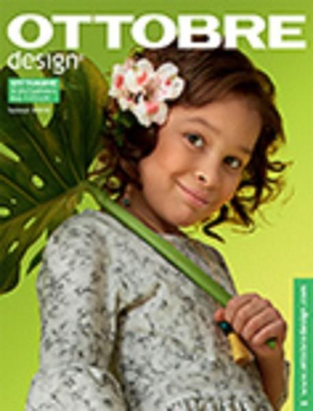 Ottobre Design - Schnittmuster Zeitschrift 3/2018