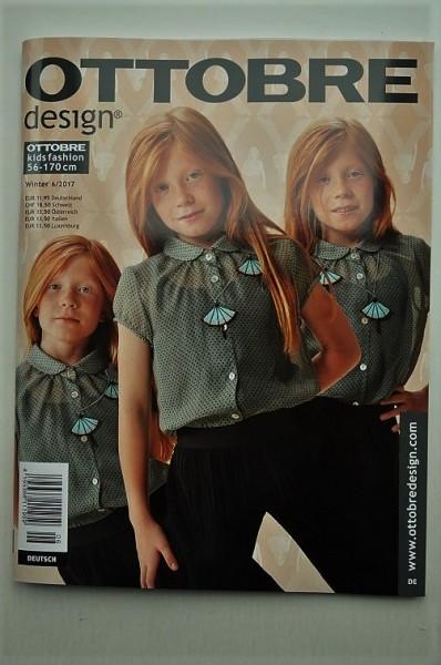 Ottobre Design- Kids faschion - Ausgabe 6/2017
