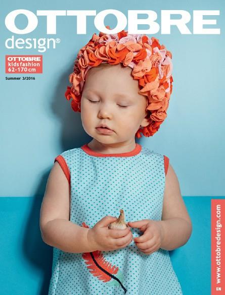 Ottobre design - Kids fashion - Ausgabe 3/2016
