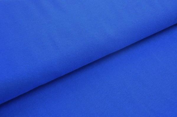 Bio-Bündchen - glatt, royalblau