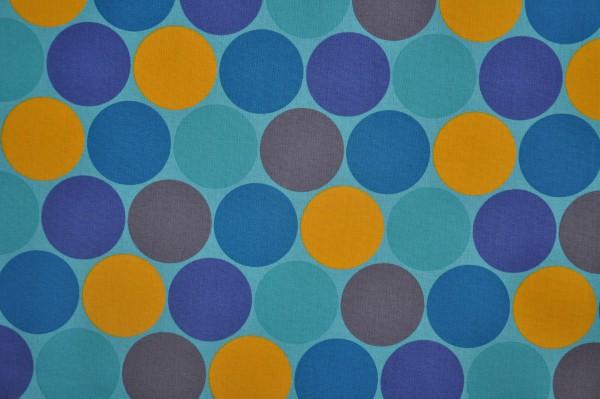 Canvas POP - gelb/blau, 100% BW