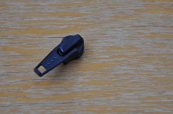 YKK Schieber für Reißverschluss Meterware
