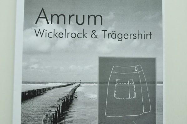 Schnittmuter Amrum - Wickelrock & Trägershirt