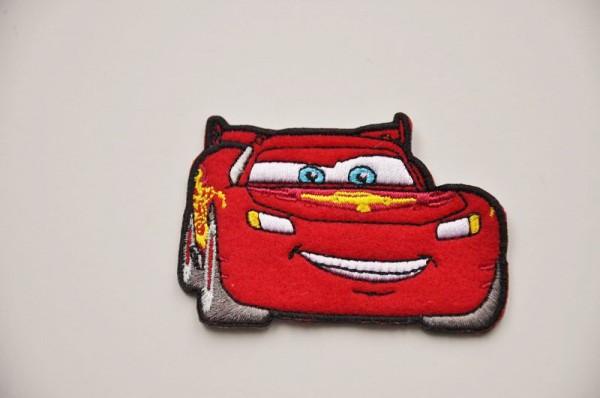 MD Bügelmotiv Lightning McQueen
