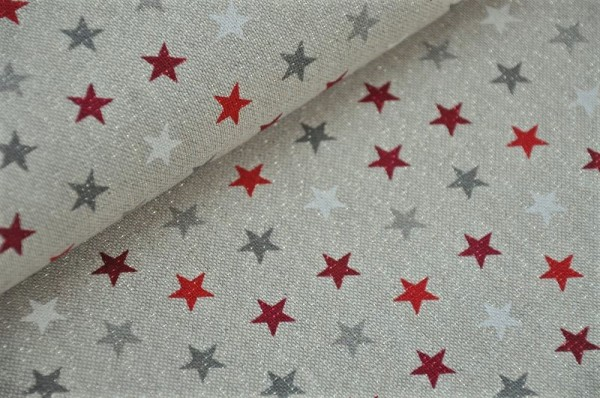 Glitzertraum - Sterne