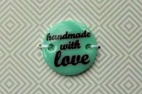 Deko Buttons - made with love