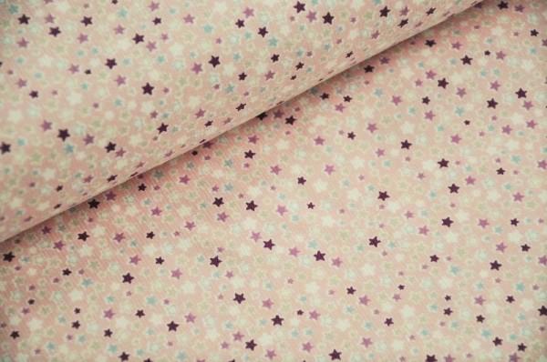 Hilco Feincord Mini Estrellas - rosa