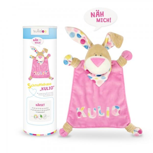 Nähset - Schnuffeltuch Hase