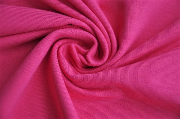 Bio Jersey - uni, pink