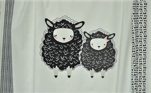 Capsules - Nest - One, Two Sheep Panel