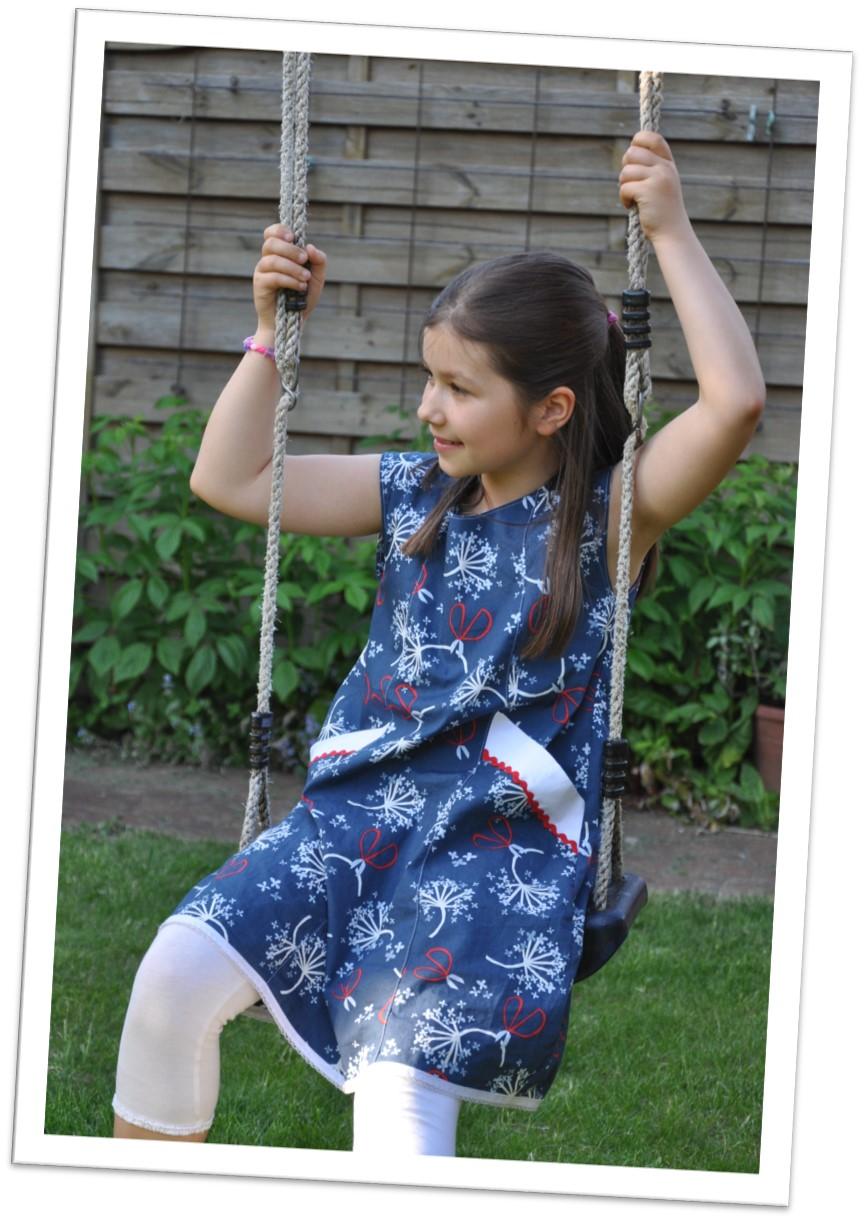 Sommerkleid-Nina