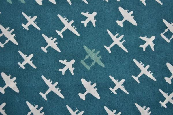 Birch fabrics - Brigade Teal