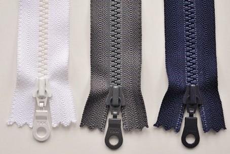 YKK Reißverschluss nicht teilbar - 25 cm - verschiedene Farben