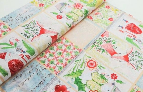 blend Fabrics - I love Christmas - Christmas Magic