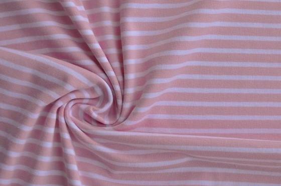 Hilco Jersey Campan- rosa/weiß
