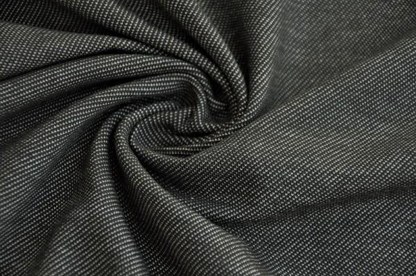Bio Jersey - Jeansoptik, schwarz