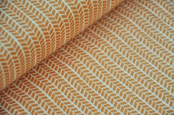 Webware - Cozy & Joyful, Markings, marigold - 100% Baumwolle