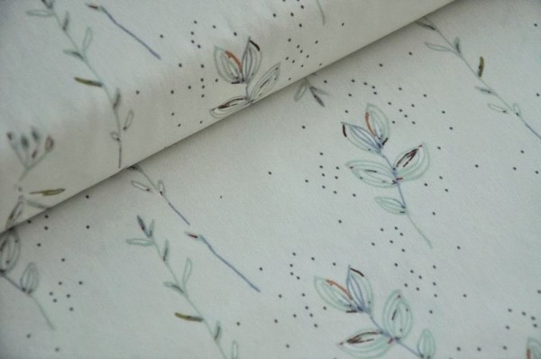 Webware - Art Gallery Fabrics - Dollhouse - florale Stoffe - Patchworkstoffe