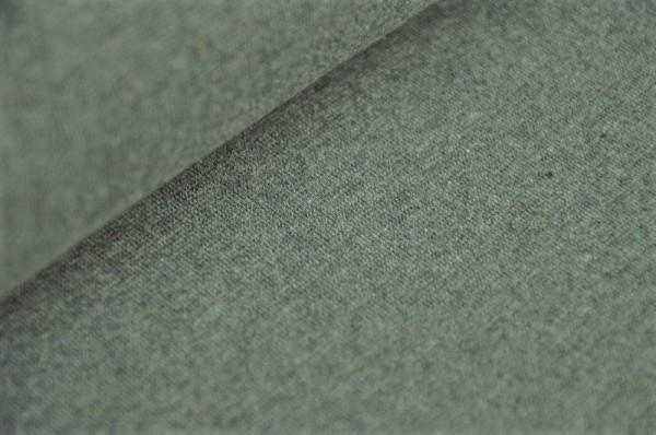 Bündchen - uni, dunkelgrau-melange - 95% Baumwolle, 5% Elasthan