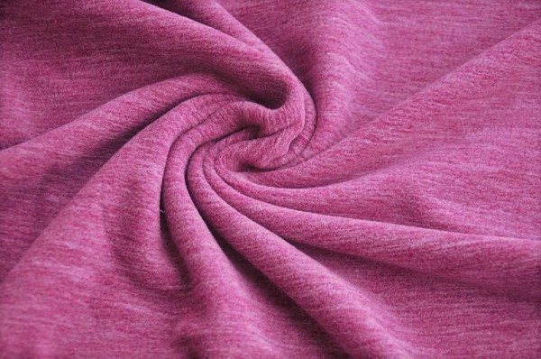 Hilco Fleece - berry melange
