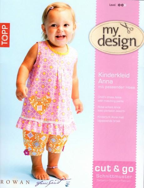 Kinderkleid Anna
