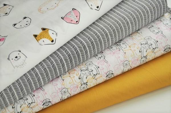 Stoffpaket Webware - Pine Lullaby, Sweet