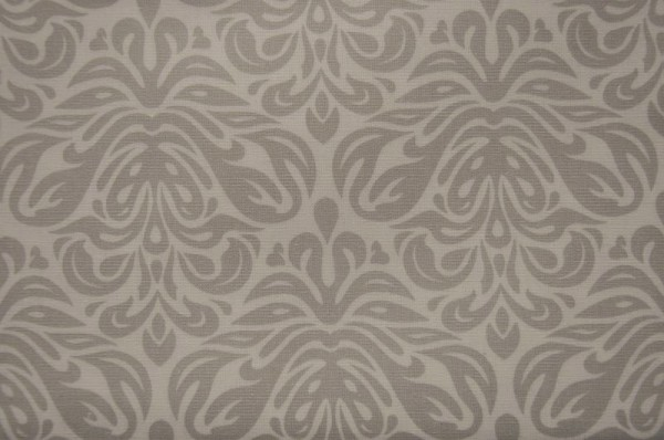 Beschichtete Baumwolle - Trulli weiß/natur