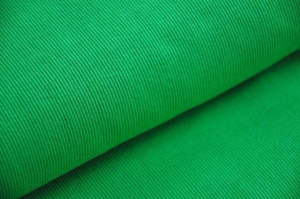 Hilco Bündchenstrick grün