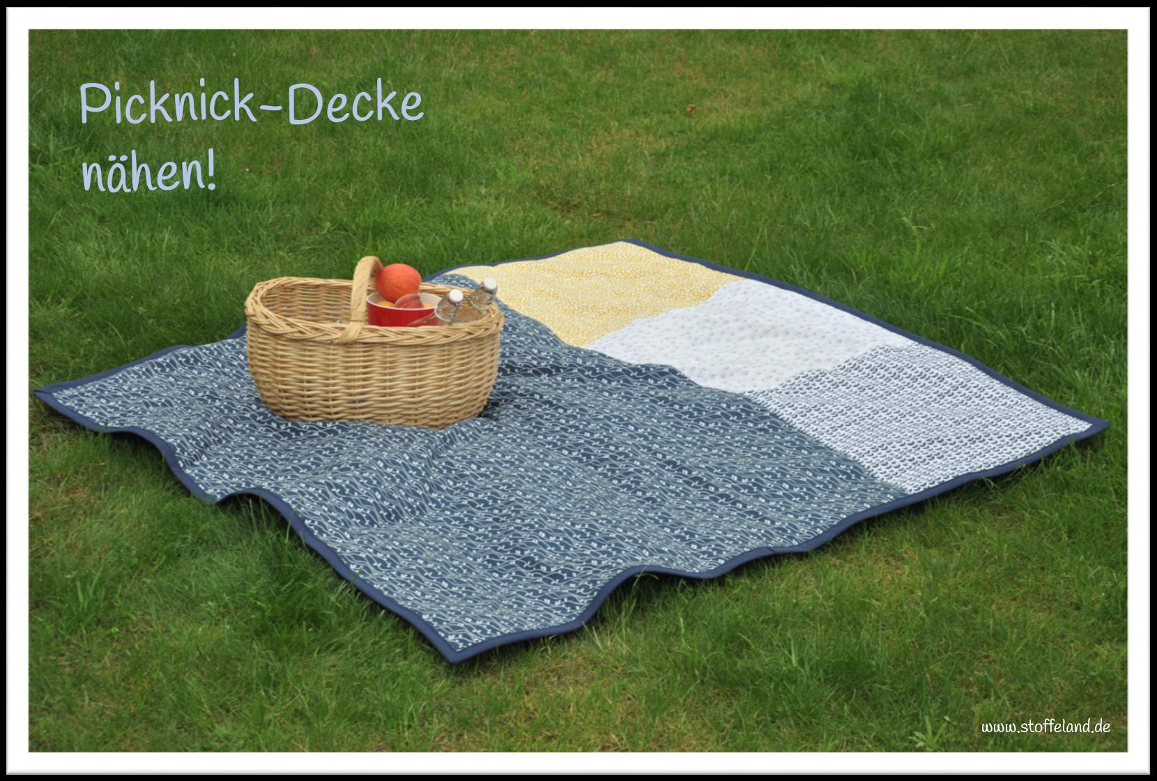 Picknick-Decke-n-hen