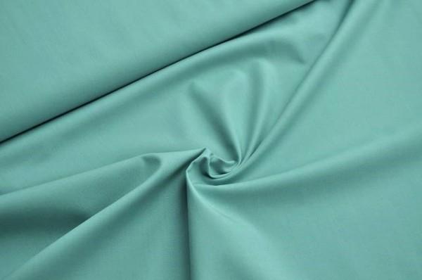 Bio Popeline uni - cloud blue