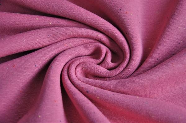 Hilco Sweat - Cosy, Konfetti - calm pink - 95% Baumwolle, 5% Elasthan
